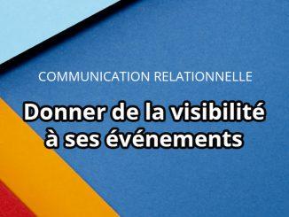 Marketing : donner de la visibilité lors d'évènements