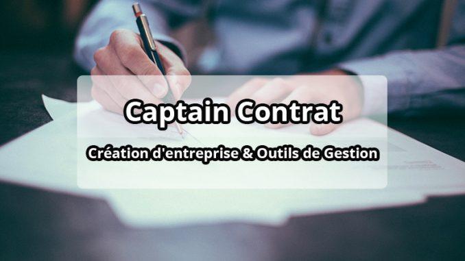 Captain Contrat avis et prix