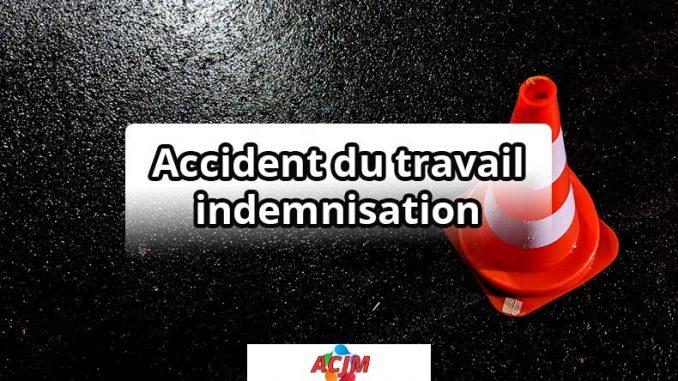 Accident de travail : indemnites journalieres et cpam